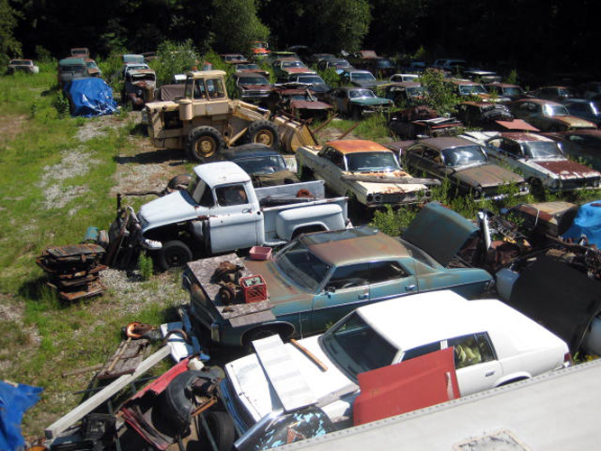 Auto Salvage Yards – Worthwhile