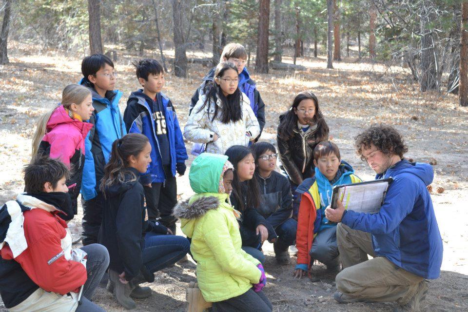 Outside Education Camps