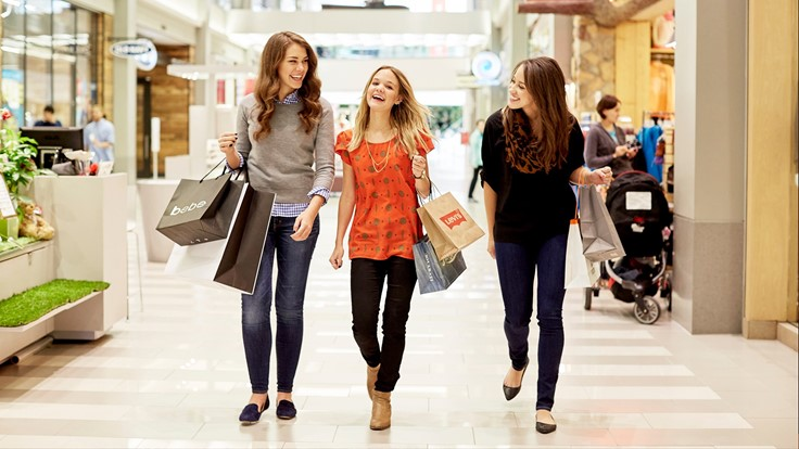 The Shopping Channels: On the Recognition Spree!