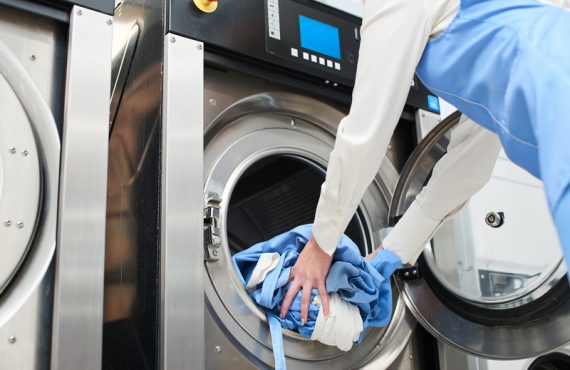 Save Time and Money with Laundry Service