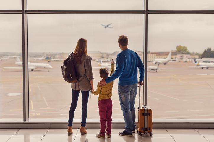 Travel – Family Air Travel Tips