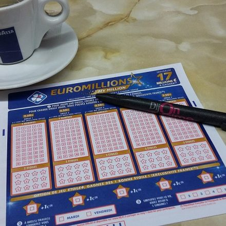 How to keep a composed frame of mind while playing the lottery
